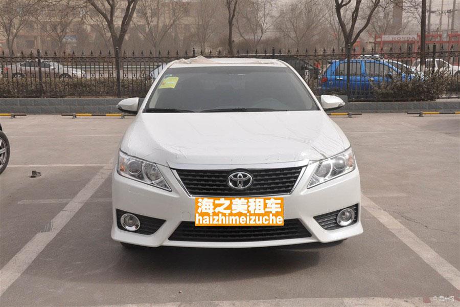 丰田凯美瑞450元/天