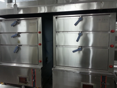 白银厨房设施-供应实用的厨房设备