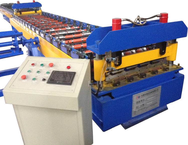 常州彩钢瓦机-通合机械质量可靠的彩钢瓦设备出售