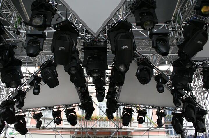 優惠的三亞燈光音響租賃就在海口騰發音響設備_海口舞臺設備租賃價位
