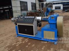 125塑料造粒机供应商_河北双达橡塑机械专业供应SJ-150大型塑料造粒机