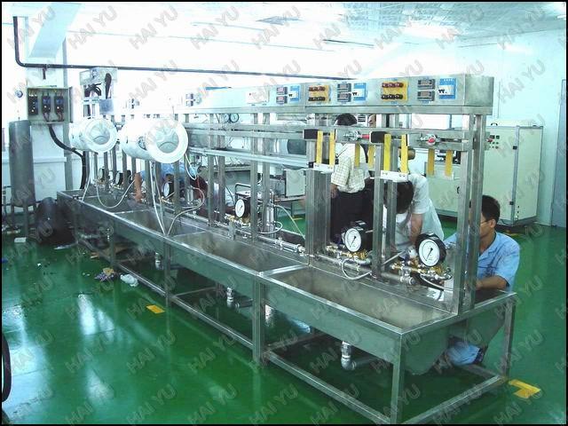贮水式电热水器性能测试台