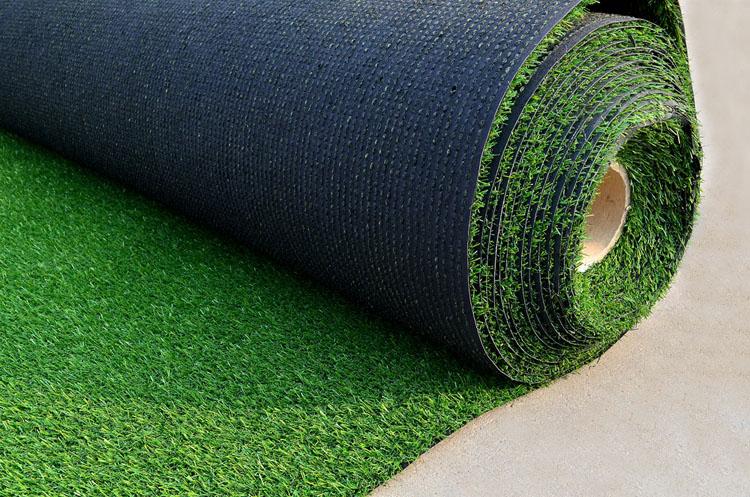 塑料假草坪/ 高尔夫仿真草皮 /足球场草坪绿/绿色草坪