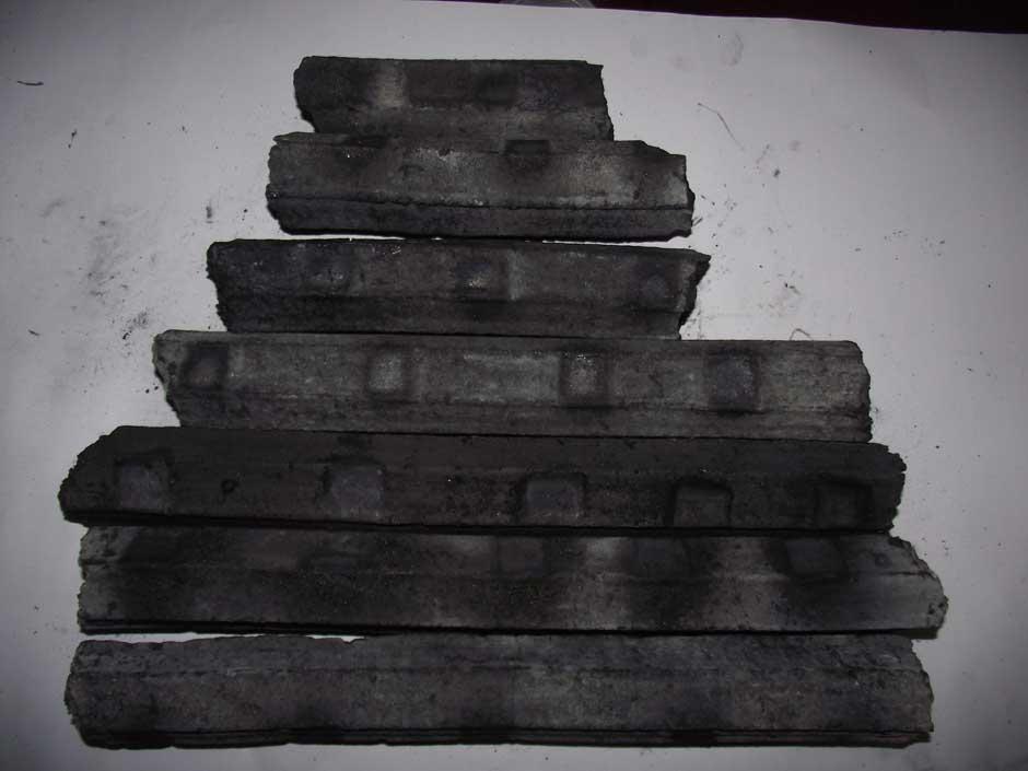 河北耐烧取暖机制木炭生产