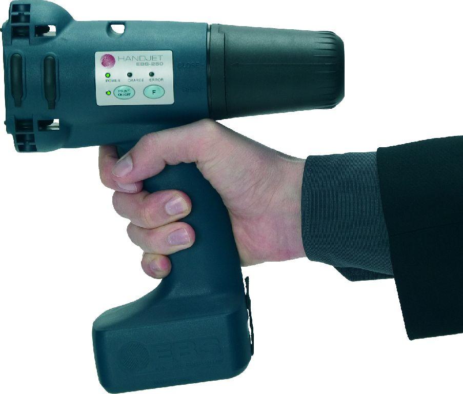 德國EBS手持噴碼機