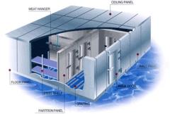 供銷冷庫庫房剖面圖,優質冷庫庫房剖面圖廠家直銷