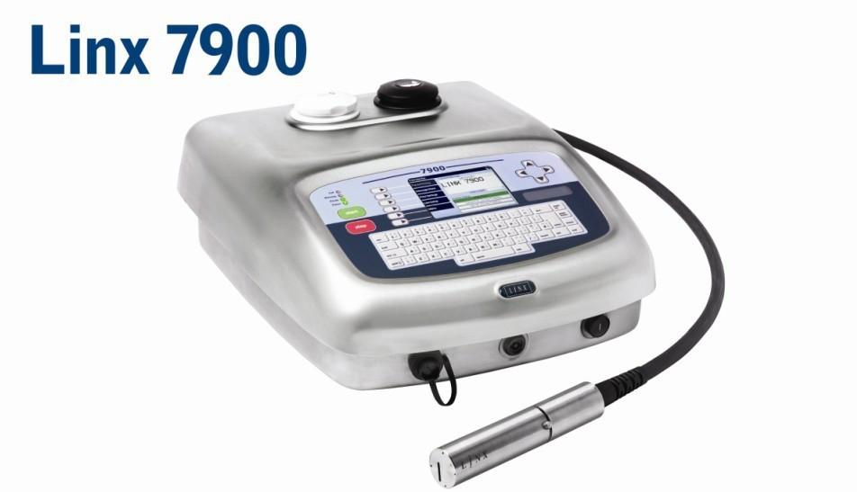 甘肃7900喷码机专卖店|兰州物超所值的Linx7900喷码机出售