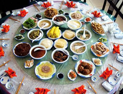 �L香聚�店_一流的特色餐�:榆次招待所