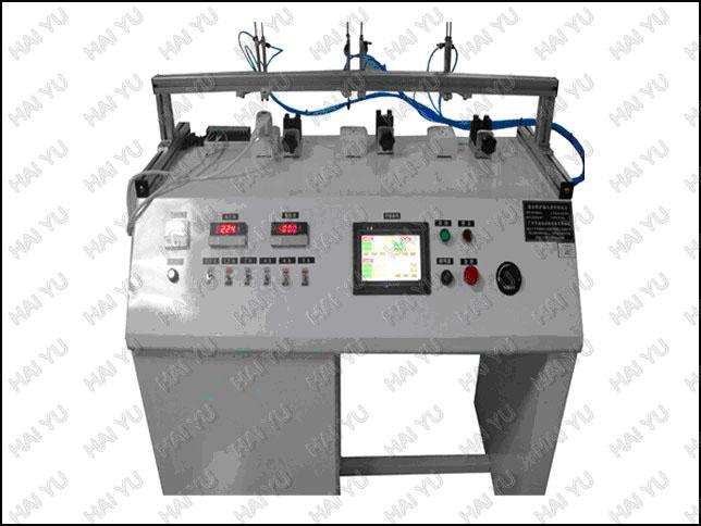 漏电保护插头寿命测试台
