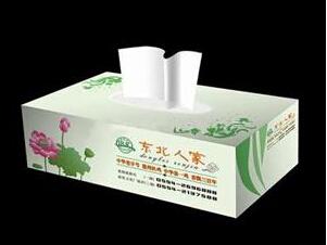 郑州好用的广告盒抽纸批售_专业生产广告盒抽纸