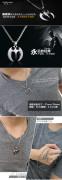 时尚男士饰品品牌制造公司 挑选质量好的真男人时尚男士吊坠 蝙蝠方法