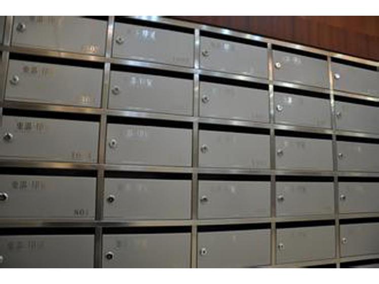 厂家供应不锈钢信报箱