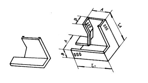 价格合理的GQ1-C-05F型槽式垂直右下弯通,口碑好的GQ1-C-05F型槽式垂直右下弯通市场价格