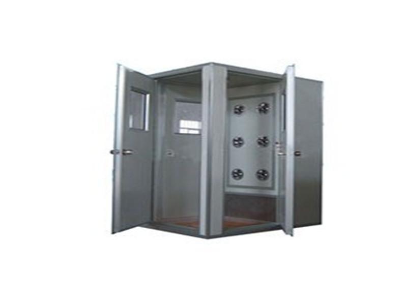 大量供应销量好的风淋室系列_杭州钢板烤漆风淋室