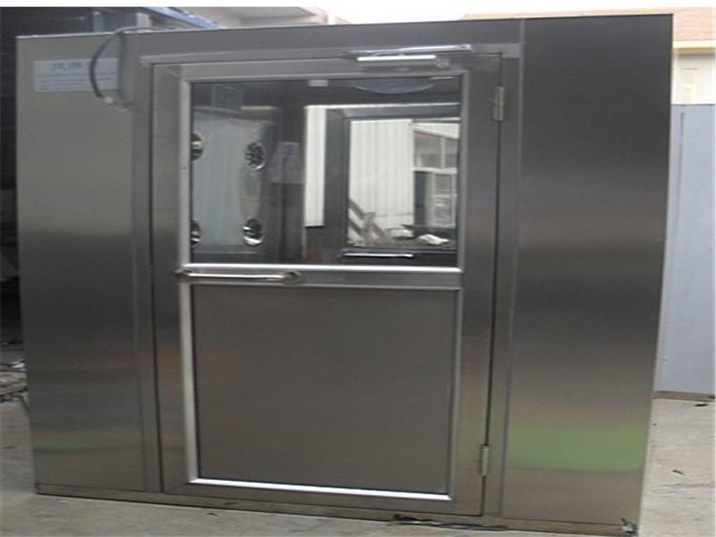 苏州恩光净化供应高质量的风淋室系列|常熟钢板烤漆风淋室供应