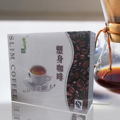塑身堂正品塑身咖啡冲剂减肥瘦身排毒通便抑制食欲清肠改善便秘