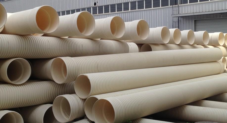 福州排水管道-品牌PVC双壁波纹管专业供应