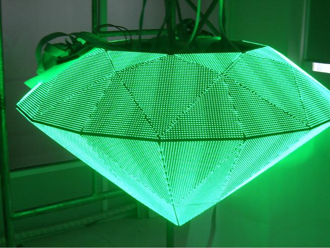 福州LED钻石屏