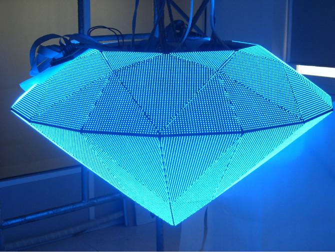 福州LED钻石屏 LED钻石屏厂家 LED钻石屏批发