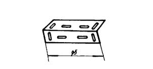 中马电缆桥架提供价位合理的GQ1-ZH-06型连接板:GQ1-ZH-06型连接板价格范围