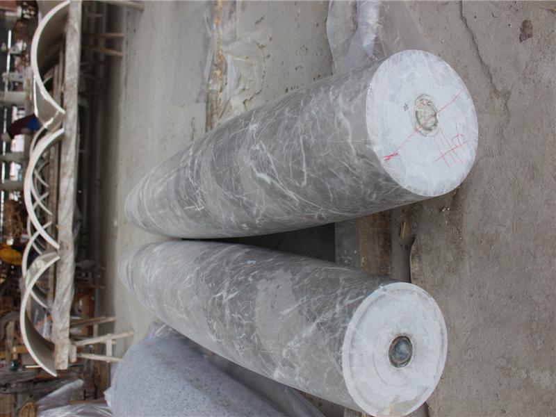 装饰大理石柱