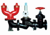 地下式水泵接合器SQ100/150
