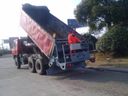 陕西车载式碎石撒布机_性价比高的XGSS3100型车载式碎石撒布机供应信息