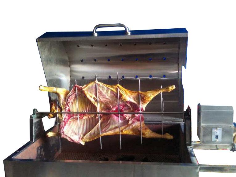 想买好的烤全羊炉就来齐鲁鑫达厨房设备-烤全羊炉哪家好