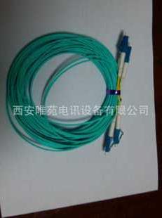 光纤跳线价格如何_大量供应专业的双芯万兆多模光纤跳线
