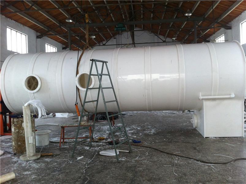 聚丙烯吸收器代理加盟 畅销的尾气吸收塔价格怎么样