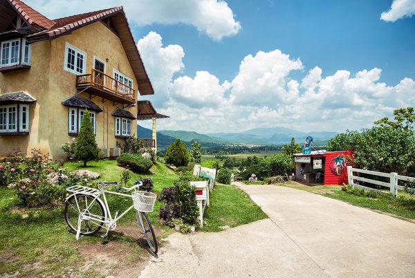 泰国自由行地图_西安好的旅游推荐