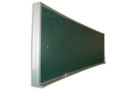 英才教学设备提供的弧面教学黑板口碑怎么样 :博兴弧面教学黑板