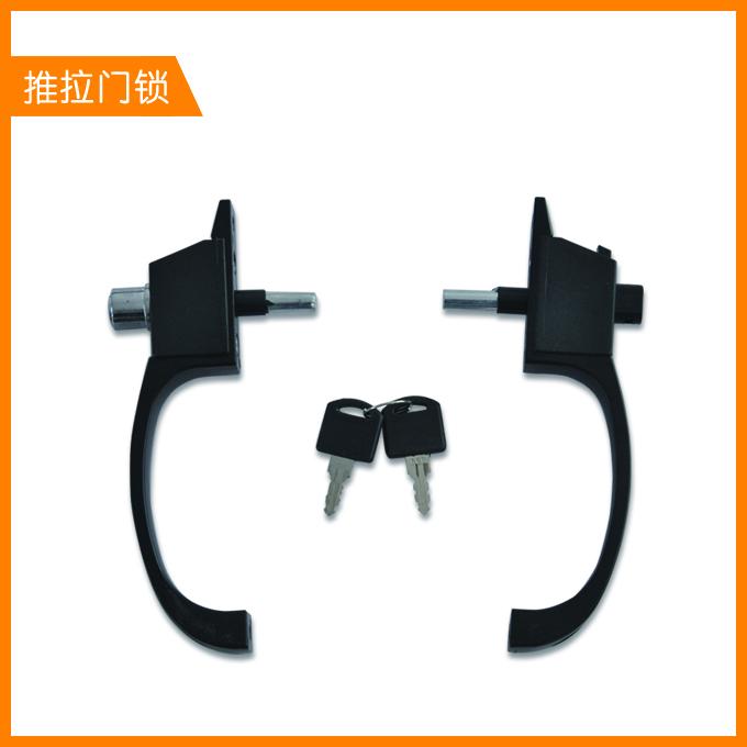 推拉门锁/电动车拖拉门锁/适用于电动车/工程车门锁