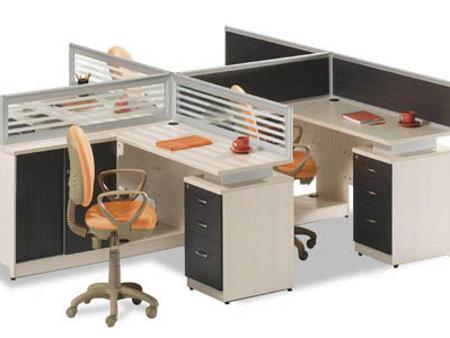 办公室桌椅价格范围-西安办公室隔断批发供应