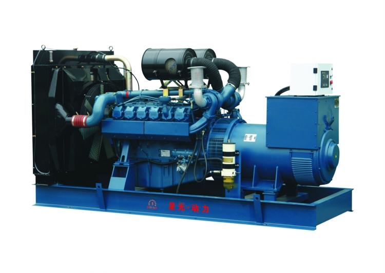 柴油发电机西安星光02986254200-买合格的大宇柴油发电机组-就选星光动力