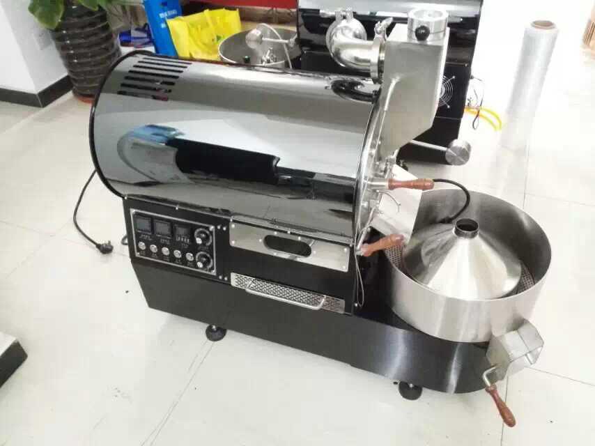 BK系列2公斤咖啡豆烘焙机同步数据记录功能2015款