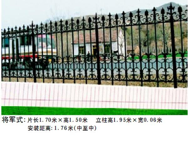 供应优质铸铁艺术护栏