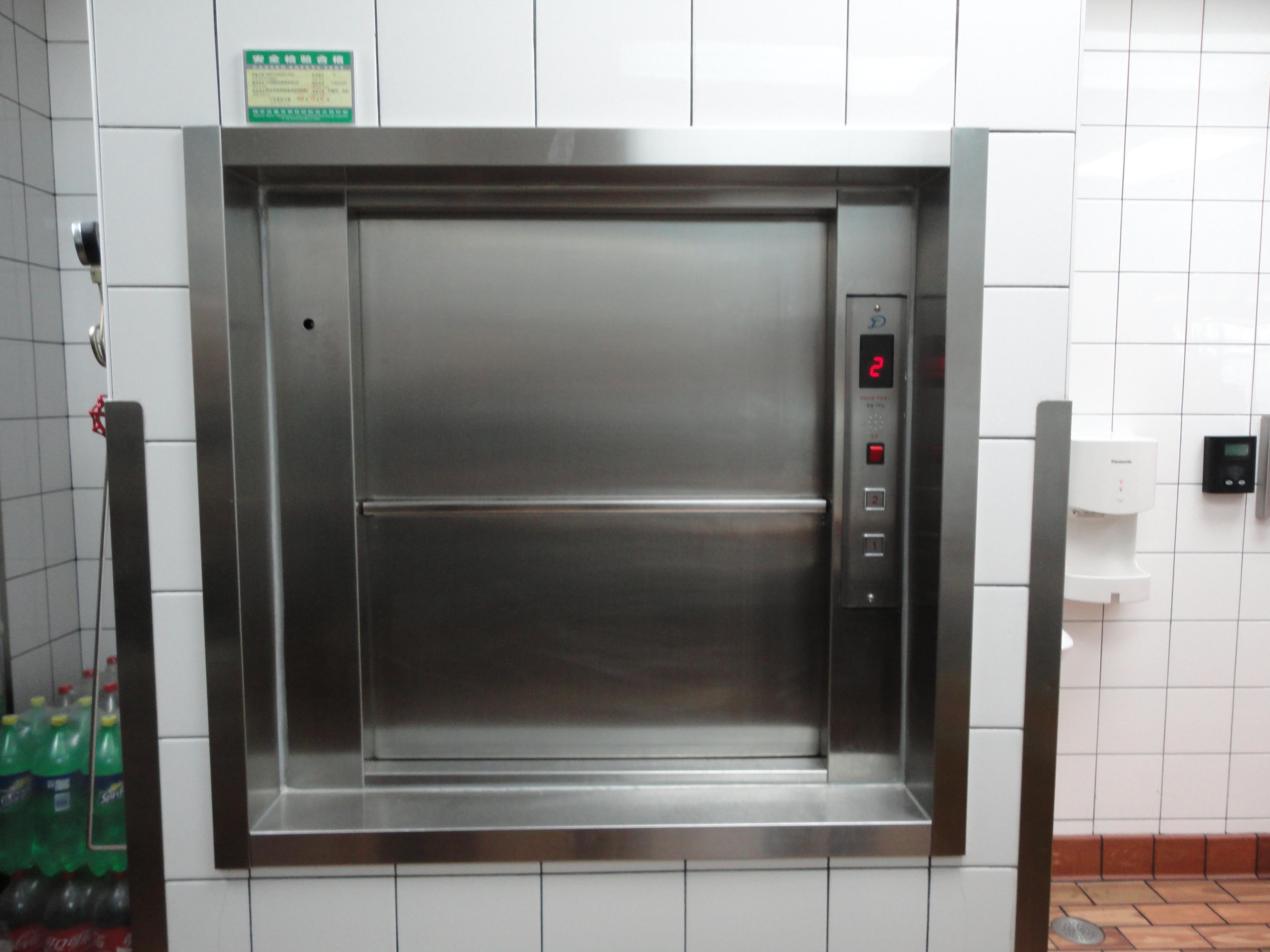 传菜电梯价格行情:选专业传菜电梯,就到青海金旭电梯