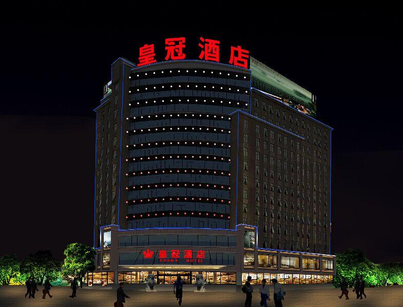管城区楼体亮化 河南可信赖的楼体亮化设计推荐