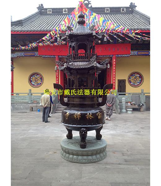 安庆祠堂宝鼎,出售浙江热卖二层仿古宝鼎