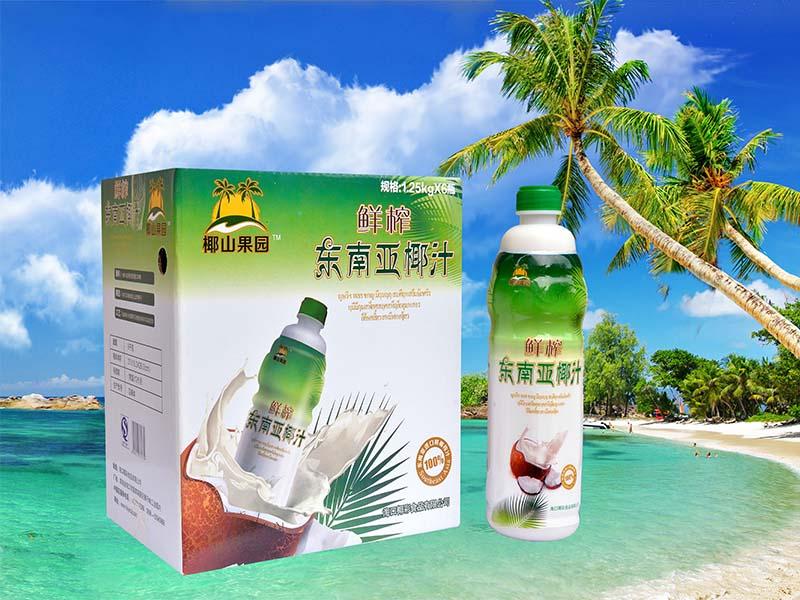 海南鲜榨椰汁