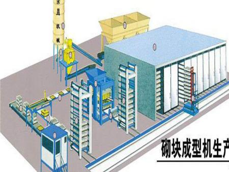 供应各种大中型免烧砖机,操作简单,效率快,高产量的水泥砖机
