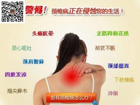 颈椎病治疗