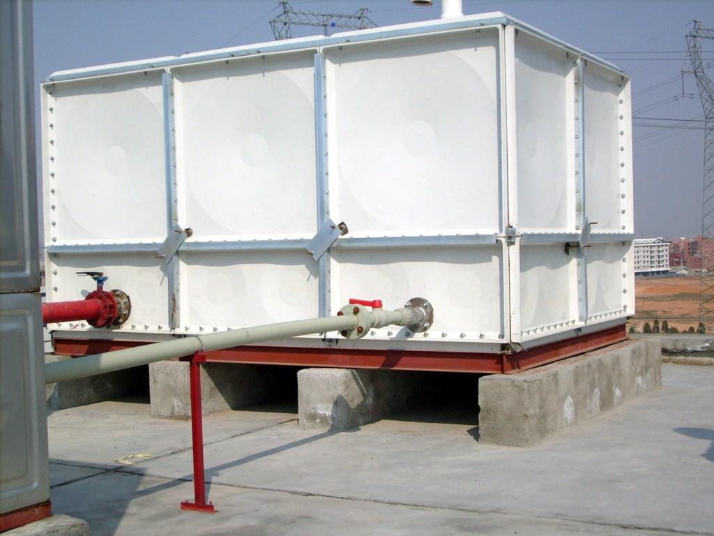 口碑好的SMC水箱 德州超好用的玻璃钢水箱出售
