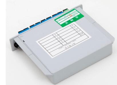 西安唯苑电讯设备出售高质量的8芯光分路器——1分16插片式分光器价格