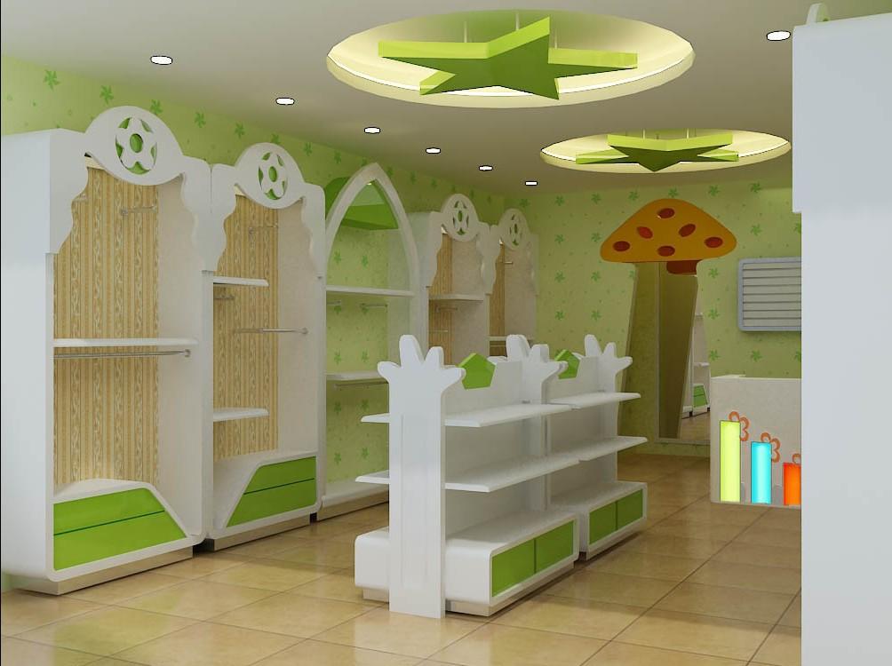 湖北母婴店展柜供应商——鄂州母婴店展柜