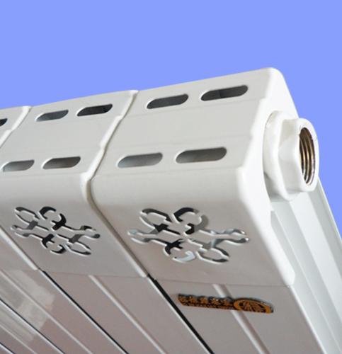 忻州銅鋁復合散熱器價格 供應宏泰銅鋁復合散熱器