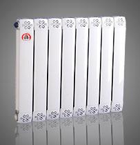 张家口钢铝复合大水道散热器|优良钢铝散热器生产厂家