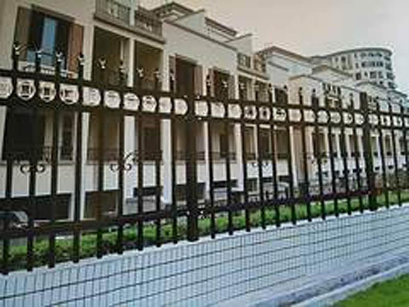 嘉峪关围墙栅栏定制——优质的围墙栅栏兰州哪里有