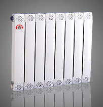 钢铝无缝管大水道散热器厂家|聊城优良钢铝暖气片推荐